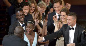 Kidman, Nyong'o, Peele and more describe 1st Oscar moments