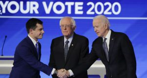 Democrats on edge after 2020 election season's ragged launch