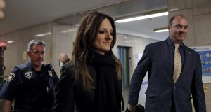 Week 3 of Weinstein trial: Fake names and raw emotions