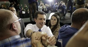 Buttigieg on defense as rivals aim to blunt his momentum