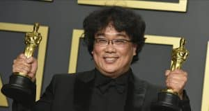 Bong's 'Parasite' focuses on plight of South Korea's poor