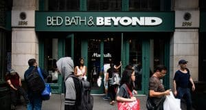 Stocks making the biggest moves after hours: Bed Bath & Beyond, Lyft, Western Union and more