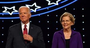 Warren and Biden will not have enough support to win New Hampshire delegates: NBC News