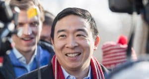 Democrat Andrew Yang drops out of the 2020 presidential race