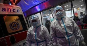 Dow Futures Plunge After Coronavirus Cases Skyrocket To 60,000