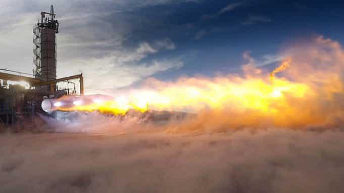 Blue Origin's new rocket engine production facility opens on Monday