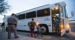 AP Exclusive: Agency memo contradicts Greyhound on bus raids