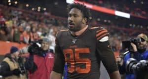 Myles Garrett's Racism Claim Doesn't Add Up for One Big, Cynical Reason