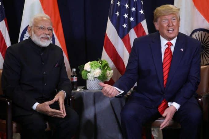 Howdy Modi! President Trump Lands Death Blow Ahead of Indian Summer
