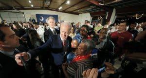 Democratic hopefuls now test strength among minority voters