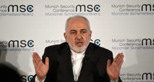 Iran's foreign minister blames Trump's advisors for 'very dangerous moment' in relations with the US