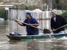 With 'Mother Nature in charge,' dams unleash floodwaters