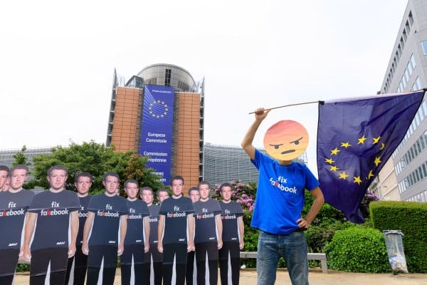 Facebook pushes EU for dilute and fuzzy Internet content rules