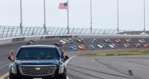 Trump's NASCAR Campaign Rally Precedes #Daytona500 Washout