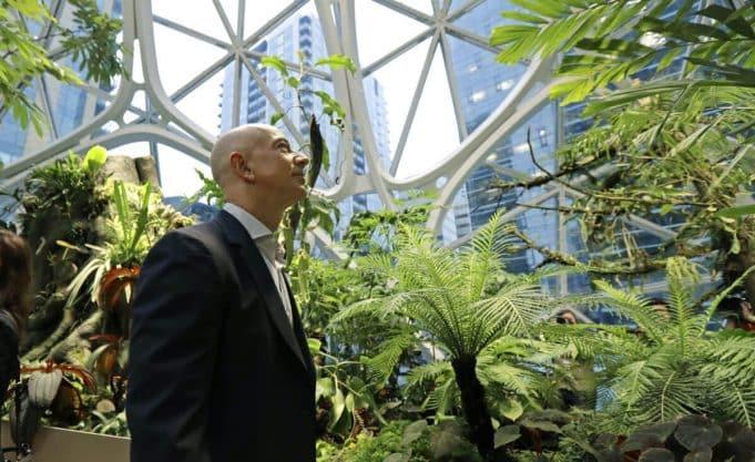 Jeff Bezos' $10 Billion Donation Isn't Enough to Undo Amazon's Environmental Damage