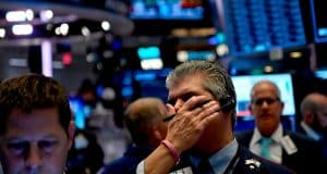 Dow Futures Climb but Global Economy Teeters Toward Recession