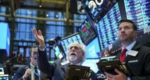 Stock market live updates: Dow futures off 43 points, Morgan Stanley to buy E-Trade