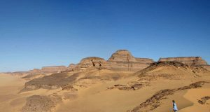 Ancient humans in the Sahara ate fish before the lakes dried up