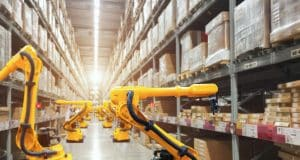 Where top VCs are investing in manufacturing and warehouse robotics