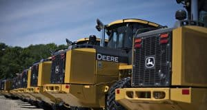 Stocks making the biggest moves midday: Deere, Chewy, Dropbox & more