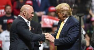 Dana White & Donald Trump Were Made for Each Other