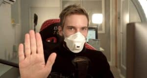 PewDiePie Laughs at Coronavirus in Racially 'Edgy' Return Video