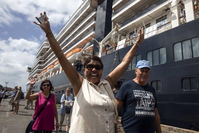 Malaysia says American coronavirus case from Westerdam cruise ship now tests negative for virus
