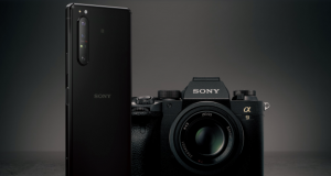 Sony announces its first 5G flagship, the triple lens Xperia 1 II