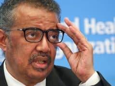 Watch: World Health Organization holds press conference on the coronavirus outbreak