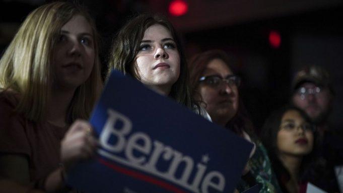 Bernie Sanders Wins Nevada Caucus, 65 Percent Of Young Vote