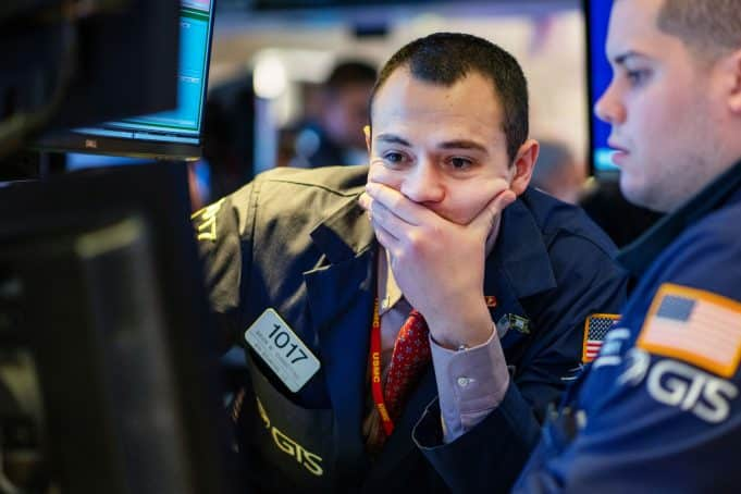 Dow futures bounce slightly as Wall Street attempts comeback from monster 2-day slide