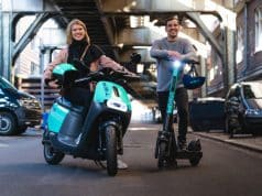 Tier Mobility acquires Coup's electric moped scooters