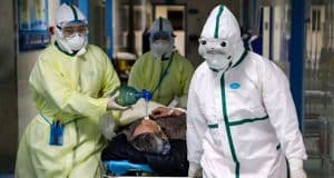 Coronavirus Mask Shortage Makes Even World's Richest Country Nervy