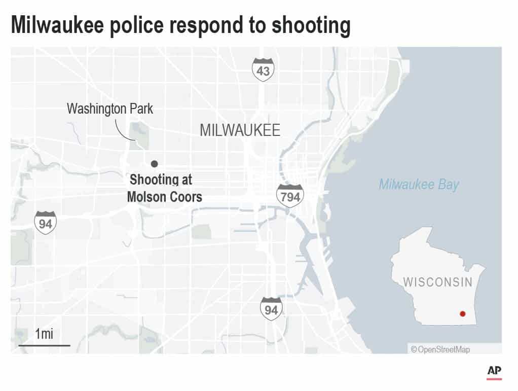 milwaukee shooting - photo #13