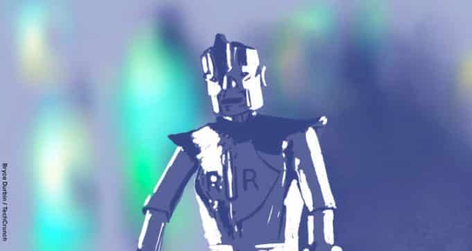 'Robot' was coined 100 years ago, in a play predicting human extinction by android hands