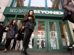 Bed Bath & Beyond to cut 500 jobs, or 10% of its corporate workforce
