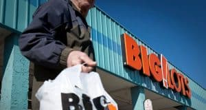 Stocks making the biggest moves midday: Big Lots, Apple, Beyond Meat & more