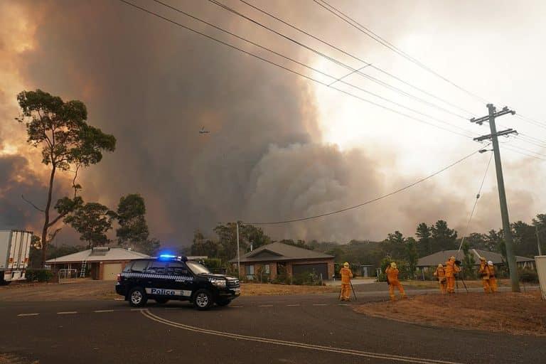 Australian Fire: Health at stake