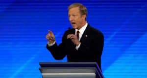 Billionaire Tom Steyer drops out of the Democratic primary race after South Carolina flop