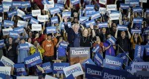 Bernie Sanders looks for a Texas primary triumph as Joe Biden nips at his heels