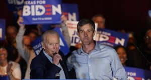 Joe Biden wins Texas Democratic primary, NBC News projects, cementing his huge comeback