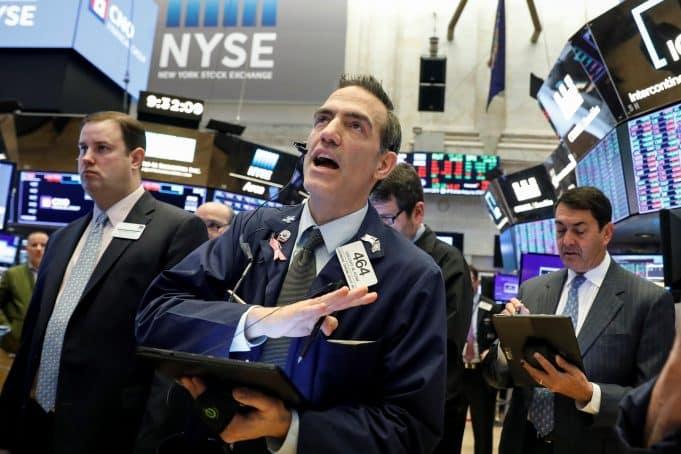 Stock market live updates: Stock futures point to 600 point gain, 10-year still below 1% • NewsCream