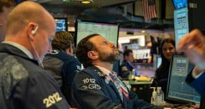 Dow is set to drop 800 points at the open, continuing Thursday's deep rout