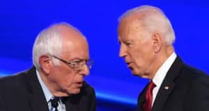 Biden and Sanders' fight over trade is a war for the future of the Democratic Party