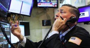 Stock market live updates: Sharp losses at the open, oil slides, central banks step in