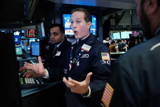 Stock market live updates: Sell-off deepens, trading ...