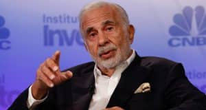 Carl Icahn says the market sell-off has longer to go even though some stocks are 'awfully cheap'