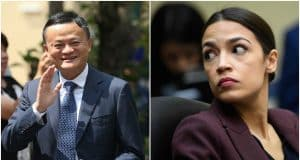 Alexandria Ocasio-Cortez Owes Jack Ma and Bill Gates a Huge Apology