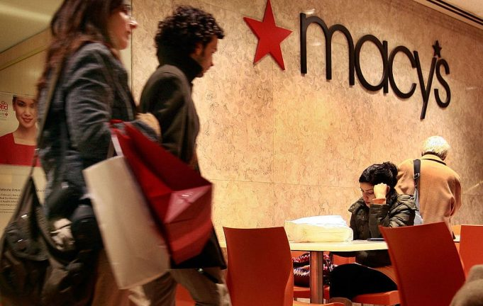 Stocks making the biggest moves midday: Macy's, Carnival, Kroger, United Airlines & more