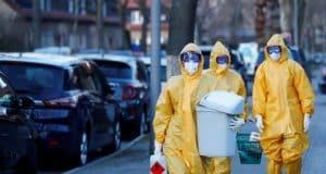 Dow Futures Soar as Europe Awakes to Coronavirus Recovery